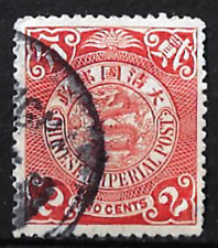 China / PRC Stamps — Old Issue: Dragon — Lot 1149