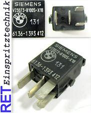 Relais de contrôle Relais Siemens 1393412 BMW Original