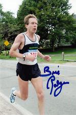 Bill Rodgers Boston Marathon New York winner SIGNED 4x6 AUTOGRAPHED