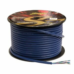 Stinger SGW992 9 Conductor Speedwire 250ft Roll, Blue