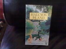 Halcyon Island-Anne Knowles Paperback English Genre Fiction Scholastic 1984
