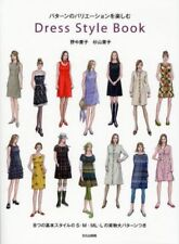 DRESS STYLE BOOK Keiko Nonaka - Japanese Craft Book
