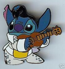 Disney Auctions STITCH as ELVIS Blue Hawaii LE100 Pin