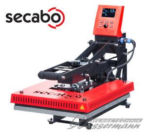 Secabo TC7-SMART, halbautomatische Transferpresse, 40cm x 50cm