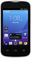 "Telstra Rush ZTE T792 White 3.5"" Screen 2MP Camera Android 4.4 unlocked + Bonus"