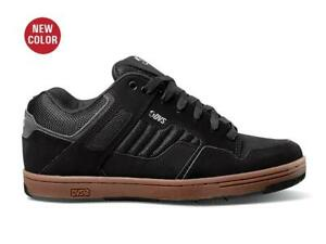 DVS Shoes Ho18 Enduro 125 Black Reflective Gum Nubuck