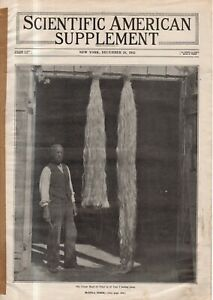 1912 Scientific American Supp December 28 - Freak and trick photography; Manila