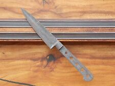 Vintage Sabatier 4 inch Chefs Knife Blank Carbon Steel French