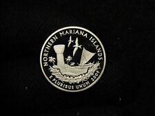 2009-S PROOF Silver Washington Territories Quarters NORTHERN MARIANA ISLANDS