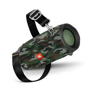 JBL Xtreme 2 Portable Bluetooth Camo Waterproof Speaker - Squad