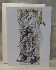 Nene Thomas Fairy Peace Note Greeting Card Faery Fantasy Mythical