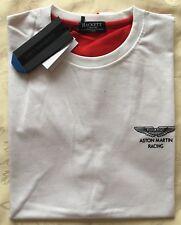Men's Hackett London  Crew Neck Cotton White Polo T Shirt Size-XL RRP£115