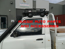 Steel Roof Rack Cage 850x1250mm for Toyota Land Cruiser 79 Series UTE Single Cab