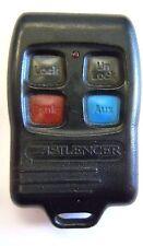 Silencer keyless entry transmitter replacement start starter controller alarm