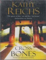 Cross Bones Kathy Reichs 4 Cassette Audio Book NEW* Temperance Brennan 8