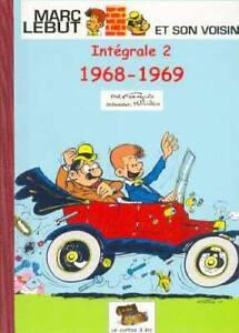 MARC LEBUT ET SON VOISIN  INTEGRALE 1 1966 - 1968