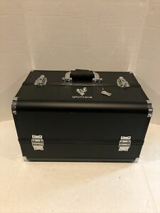 Large Black, Younique Makeup Trunk, New without BOX