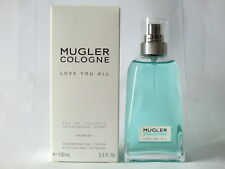 Thierry Mugler Cologne Love You All EDT Nat Spray 100ml - 3.3 Oz NIB Testeur