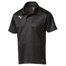 PUMA Esquadra Team Polo Shirts Mens Football Rugby Sports Track Casual Tops