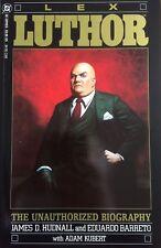 Lex Luthor: The Unauthorised Biography (DC Comics)