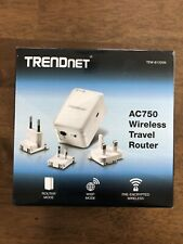 TEW-817TR  AC750 WIRELESS ISP ROUTER Access Point  Repeater  International