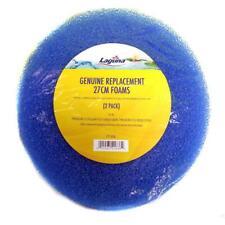 Laguna Pressure/Clear Flo Replacement Foam 27cm 2pk *GENUINE*