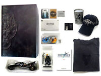 Final Fantasy VII Advent Children Advent Pieces Limited Box from Japan Rare