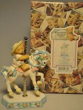 Cherished Teddies - Virginia 506206 - I'm Merry Going Round With You