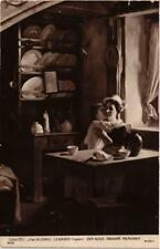 CPA Salon 1913 J. PAUL ALIZARD La Baiser (703013)