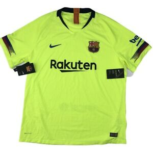 Nike Men's Vaporknit 2018/2019  FC Barcelona Away Jersey  918912 702  XL