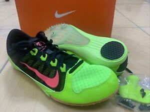 Nike Zoom Rival MD 7 Running Spikes Size 2