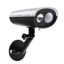 LED Outdoor Solar Power Lights Wireless Motion Sensor Detector Spotlight