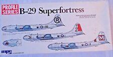 MPC/Airfix PROFILE SERIES B-29 SUPERFORTRESS 1/72 MODEL 2-3001 BOCKSCAR ENOLA