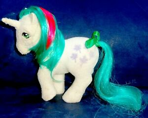 Rose: My Little Pony Vintage So Soft SS Unicorn Gusty EXCELLENT G1