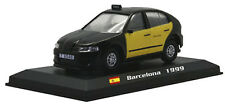 Seat Leon - Barcelona Taxi - Spain 1999 - 1/43