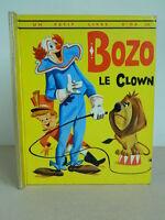 Jeunesse Illustrato Bozo Il Clown Petit Libro Oro Edizioni Delle Deux Galli