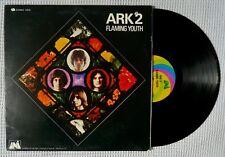 FLAMING YOUTH Ark 2 Orig '69 UNI Prog Psych Phil Collins Pre GENESIS Gatefold LP