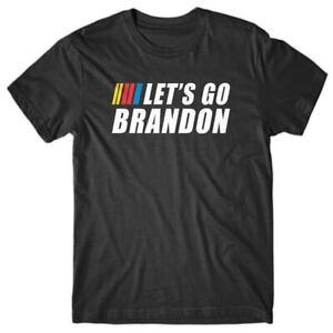 Political T-shirt - LET'S GO BRANDON - cool T shirt Biden, TRUMP, USA