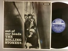 Rolling Stones, The  Out Of Our Heads   UK Press  Boxed Decca Label