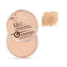 Rimmel Stay Matte Long Lasting Pressed Powder - 005 Silky Beige