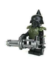 Post APOC Gunner Military Minifigure (SKU74) made with real LEGO®
