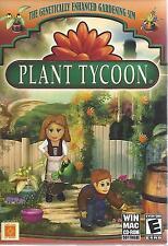 Plant Tycoon (Windows/Mac, 2008)