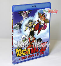 Dragon Ball Z Super Battle in the World ESPAÑOL LATINO Blu-Ray Region Free