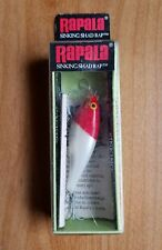 Rapala Sinking Shad Rap CDSR-5 RH Red Head Color New In Box