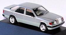 Mercedes Benz Classe e Berlina W124 Restyling 1989-93 Argento Metallo 1:87 Herpa