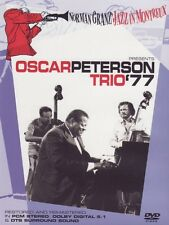 Oscar Peterson Trio-Norman Granz 'Jazz a Montreux 77 DVD NUOVO & OVP!