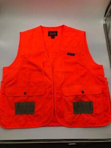 Gamehide Frontloader Vest, Blaze Orange, Large