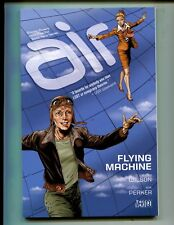 AIR VOLUME 2: FLYING MACHINE! TPB (8.0) 1st PRINT