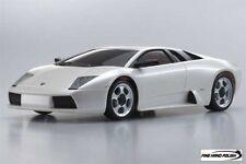 Carrosse Mini-z Lamborghini Murcielago wide, white met. mm mzp207w rar
