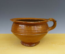 Antique Dutch Pottery Piespot 17TH C EXCAVATED
